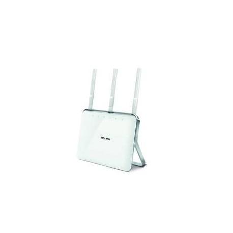 TP-LINK - Archer C9 Doble banda (2,4 GHz / 5 GHz) Gigabit Ethernet Blanco router inalámbrico