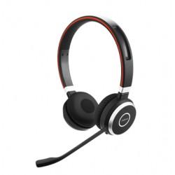 Jabra - Evolve 65 MS Stereo Auriculares Diadema Bluetooth Negro