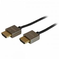 StarTech.com - Cable HDMI de alta velocidad de 1m - Cable Serie Pro Ultra HD 4k x 2k con Extremos de Metal