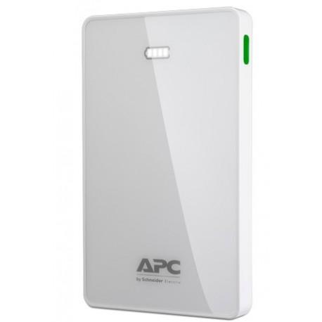 APC - Power Pack M10 Polímero de litio 10000mAh Blanco batería externa