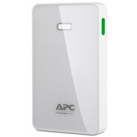 APC - Power Pack M5 Polímero de litio 5000mAh Blanco batería externa