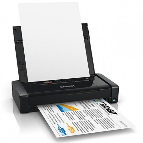Epson - Workforce WF-100W Color 5760 x 1440DPI A4 Wifi impresora de inyección de tinta