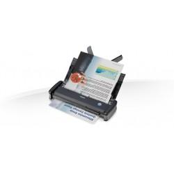 Canon - imageFORMULA P-215II 600 x 600 DPI Escáner alimentado con hojas Negro, Gris A4