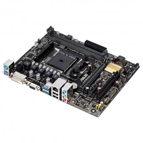 ASUS - A68HM-K AMD A68 Socket FM2+ Micro ATX placa base