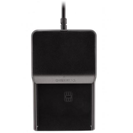 CHERRY - TC 1100 Interior USB 2.0 Negro lector de tarjeta inteligente
