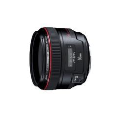 Canon - EF 50mm f/1.2L USM SLR Negro