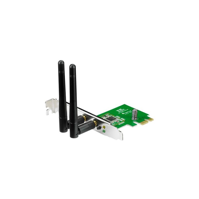 ASUS - PCE-N15 adaptador y tarjeta