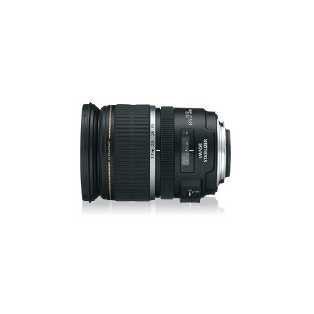 Canon - EF-S 17-55 f/2.8 IS USM SLR Objetivo ancho Negro