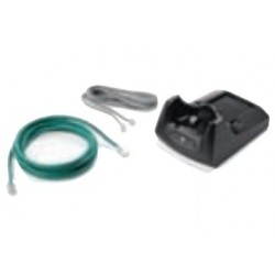 Zebra - CRD5501-1000XR PDA Negro estación dock para móvil