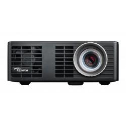 Optoma - ML750E Proyector portátil 700lúmenes ANSI DLP WXGA (1280x720) 3D Negro videoproyector