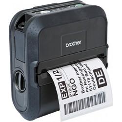 Brother - RJ-4040 impresora de recibos Impresora portátil 203 x 200 DPI Inalámbrico y alámbrico