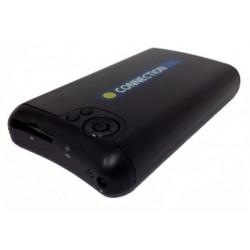 Connection N&C - LHD2.5MP-TV reproductor multimedia y grabador de sonido Negro