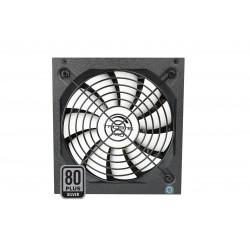 Tacens - Radix VII AG unidad de fuente de alimentación 600 W 20+4 pin ATX ATX Negro