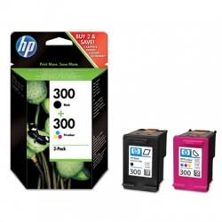 HP - 300 Original Negro, Cian, Magenta, Amarillo 2 pieza(s)