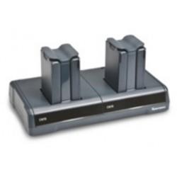 Intermec - DX2A2BB20 cargador de batería Negro, Gris Cargador de baterías para interior