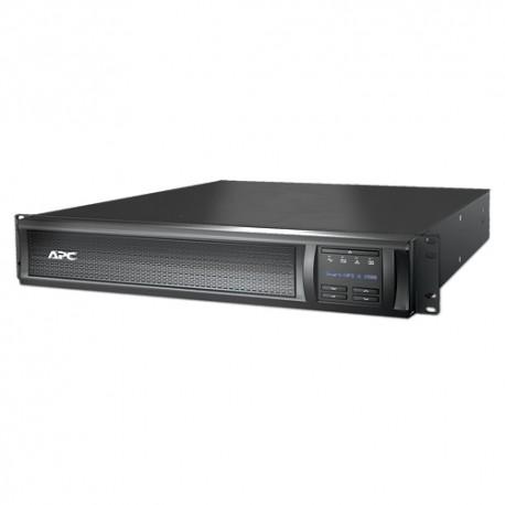APC - Smart-UPS Línea interactiva 1500VA 8AC outlet(s) Montaje en rack/Torre o Montaje en bastidor/Torre Negro sist