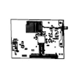 Zebra - P1032271 Interno LAN inalámbrica servidor de impresión