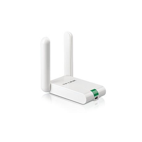 TP-LINK - 300Mbps High Gain Wireless N USB Adapter 300Mbit/s adaptador y tarjeta de red