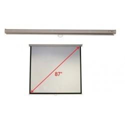 "Acer - M87-S01MW pantalla de proyección 2,21 m (87"") 1:1"