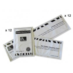Zebra - ZXP Series 8 Cleaning Card Kit