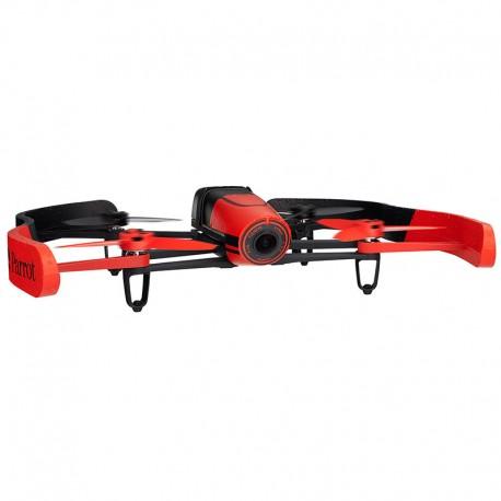 Parrot - Bebop 14MP 1200mAh Negro, Rojo dron con cámara