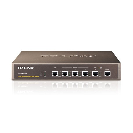 TP-LINK - TL-R480T+ Ethernet Gris router