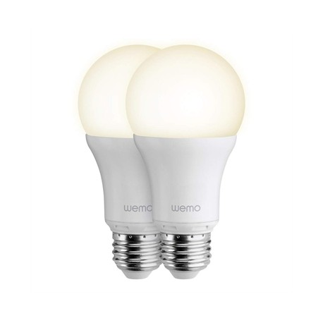 Belkin - WeMo 10W E26 Blanco cálido lámpara LED
