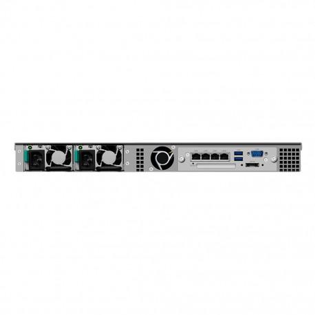 Synology - RackStation ?RS815RP+ NAS Bastidor (1U) Ethernet Negro