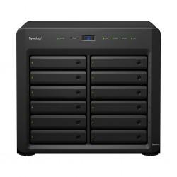 Synology - DiskStation DS2415+ NAS Escritorio Ethernet Negro servidor de almacenamiento