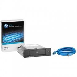 Hewlett Packard Enterprise - RDX 2TB USB3.0 Internal Disk Backup System