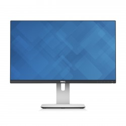 "DELL - UltraSharp U2414H 23.8"" Full HD Mate Negro, Plata pantalla para PC"