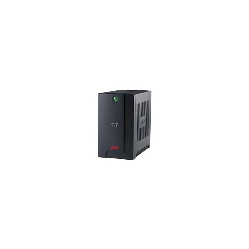APC - Back-UPS sistema de alimentación