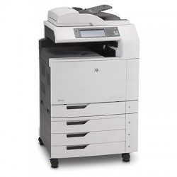 HP - LaserJet Color CM6049f Multifunction Printer Laser 40ppm multifuncional
