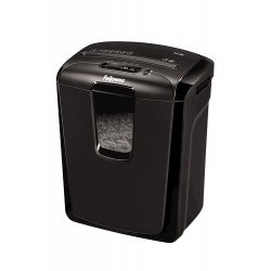 Fellowes - M-8C Cross shredding Negro triturador de papel