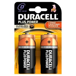 Duracell - Plus Power Single-use battery D Alcalino