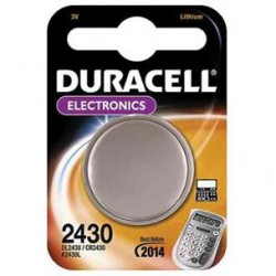 Duracell - CR2430 3V Litio 3V batería no-recargable