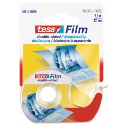 TESA - 57912 cinta adhesiva 7,5 m Transparente 1 pieza(s)