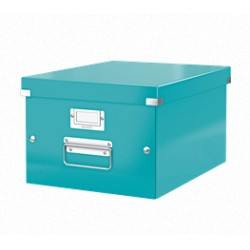 Leitz - Caja de almacenamiento mediana Click & Store