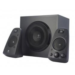 Logitech - Z623 200 W Negro 2.1 canales