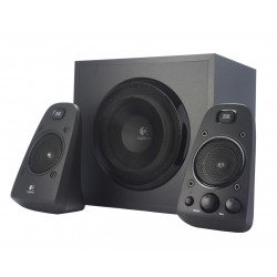 Logitech - Z623 conjunto de altavoces 2.1 canales 200 W Negro