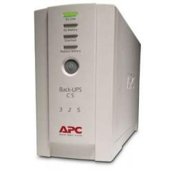 APC - Back-UPS CS 325 w/o SW sistema de alimentación ininterrumpida (UPS) 325 VA 210 W