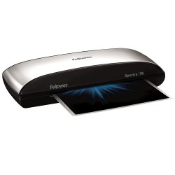 Fellowes - SPECTRA A4/95 Negro, Gris