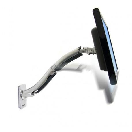 """Ergotron - MX Wall Mount LCD Arm 42"""" Aluminio soporte de pared para pantalla plana"""