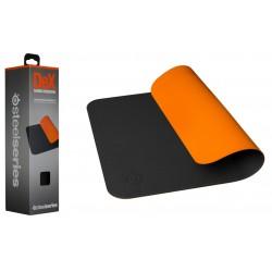 Steelseries - DeX Negro, Naranja alfonbrilla para ratón