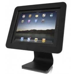 Compulocks - iPad Enclosure Kiosk soporte de seguridad para tabletas Negro