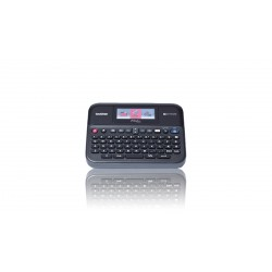 Brother - PT-D600VP impresora de etiquetas Transferencia térmica 180 x 360 DPI Alámbrico TZe QWERTY