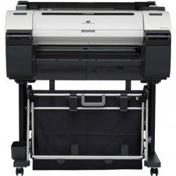 Canon - imagePROGRAF iPF670 Color Inyección de tinta 2400 x 1200DPI A1 (594 x 841 mm) impresora de gran formato