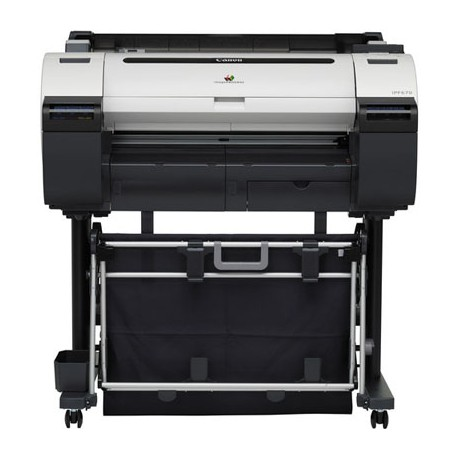 Canon - imagePROGRAF iPF670 Color 2400 x 1200DPI Inyección de tinta A1 (594 x 841 mm) impresora de gran formato