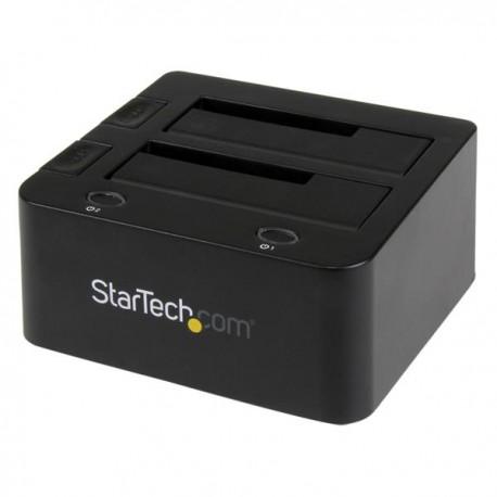 StarTech.com - Base de Conexión Universal para Discos Duros - Docking Station USB 3.0 con UASP