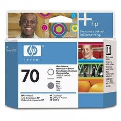 HP - Cabezal de impresión de mejora de brillo DesignJet 70 gris